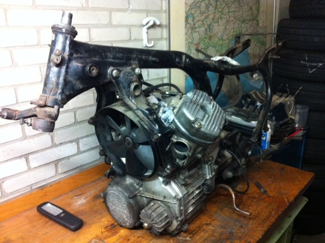 Honda Xl185s 1980 Usa Carburetor Schematic Partsfiche
