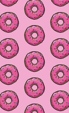 Wallpaper donut