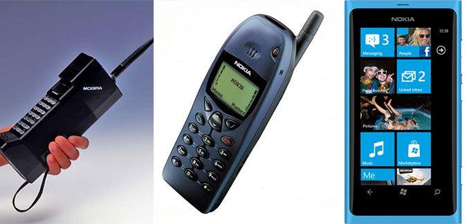 Clap de fin: Après 30 ans d'innovation, Nokia disparaît au profit de la marque Microsoft Lumia. Découvrez vite la rétrospective Nokia qui vous mettra peut-être la larme à l'œil.