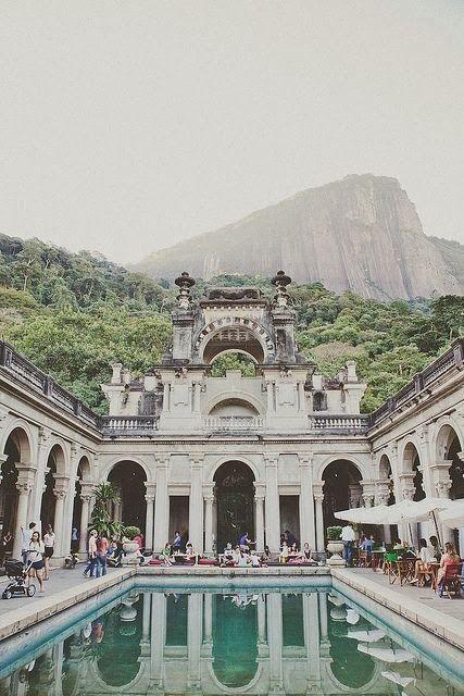 Parque Lage - Rio De Janeiro, Brazil | Incredible Pictures