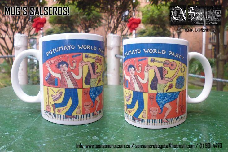 Foto: Mug Salsero - Putumayo World Party