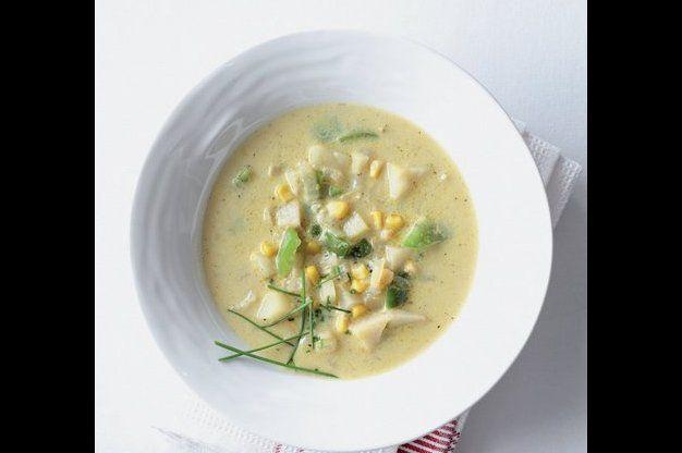 Kukuřičná polévka | Apetitonline.cz