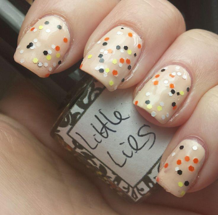 L-A Glitter Nails - Little Lies http://fingerfoodnails.blogspot.co.uk/2014/04/l-glitter-nails-new-glitter-mixes.html