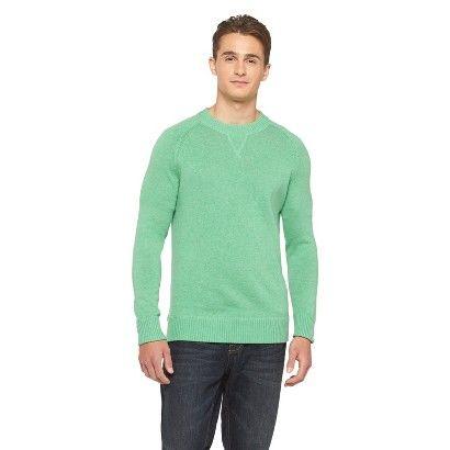 12 Mossimo Supply Co. Men's Crew Neck Sweater