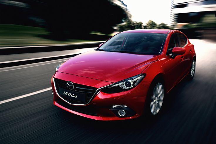 De nieuwe Mazda3