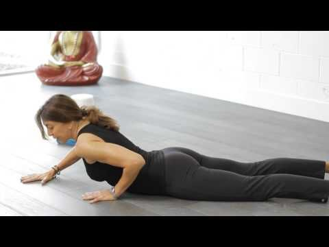 Yoga For Rotator Cuff Injuries (Video)   LIVESTRONG.COM