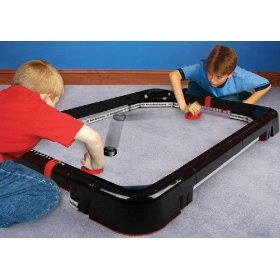 Face Off Frenzy Power Band Hockey Table Is Versatile, Assembles Quickly And  Easily. Face Off Frenzy Is Lightweight And Portable.