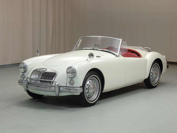 Gotta love the Brits...MG Roadster