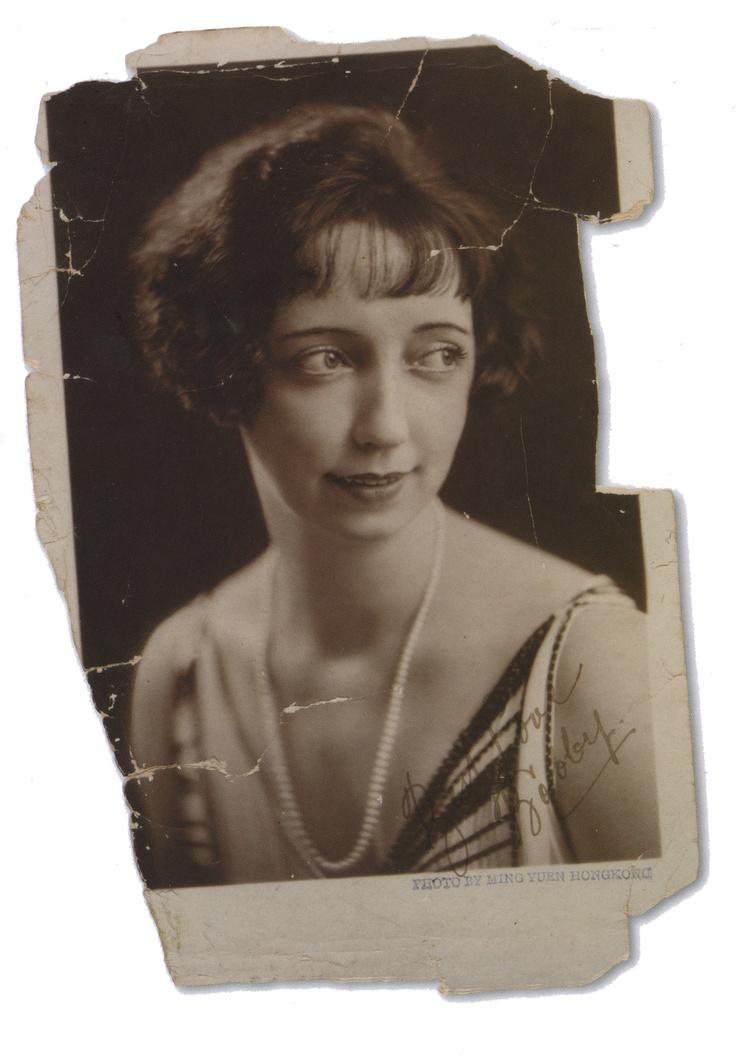 florence broadhurst portrait