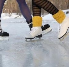 how to make a rink in your backyard