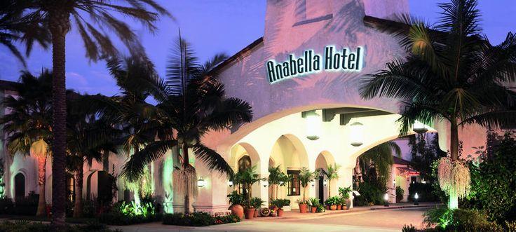 Disney Mamas » Lovin' The Anabella Hotel in Anaheim