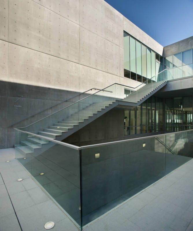 Inauguración del centro de arte diseñado para México / Tadao Ando Cortesía de Cortesía UDEM