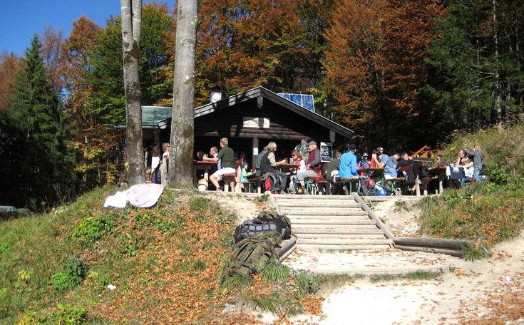 Grünsteinhütte