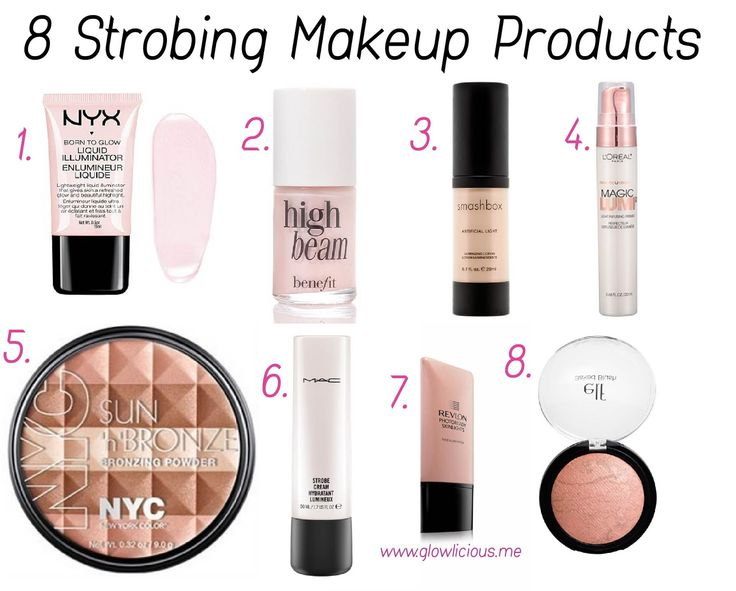 Glowlicious.Me - Indonesia Beauty and Lifestyle Blog: Strobing Makeup Technique Is The Latest Makeup Trend 2015