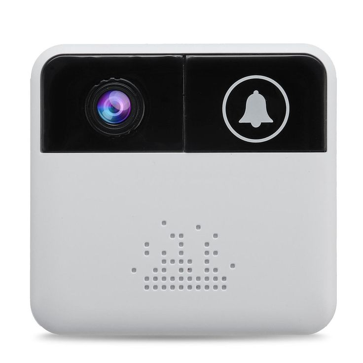 Беспроводной WiFi Intercom <b>Smart</b> HD Video <b>DoorBell</b> камера ...