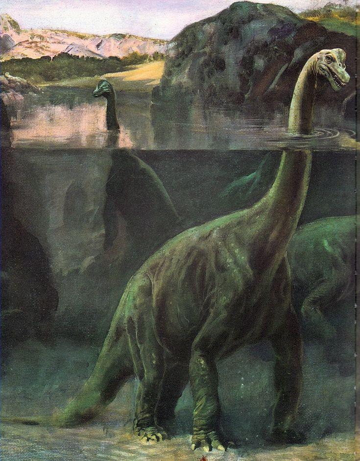 los dinosaurios son grande