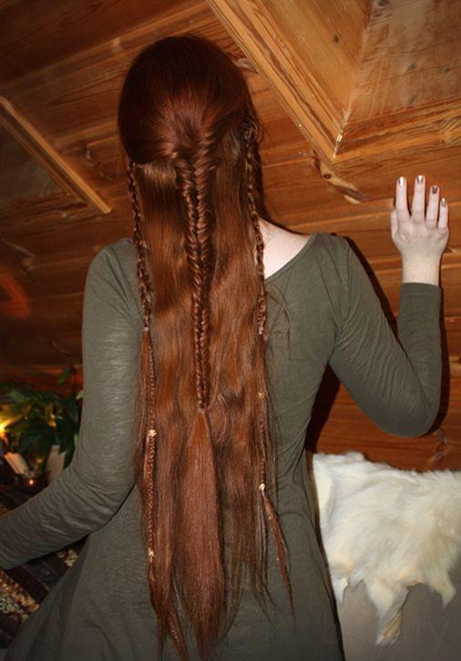 Bloggen Er Fjernet In 2019 Elves Of The Woodlands Hair