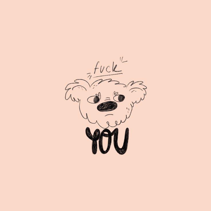 Fuck you /jessillustrates
