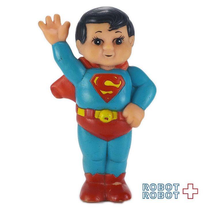 スーパージュニア スーパーマン DC ソフビフィギュア Super Junior SUPERMAN Squeak Vinyl Figure  #スーパーマン #スーパーマン買取 #アメトイ #アメリカントイ #おもちゃ#おもちゃ買取 #フィギュア買取 #アメトイ買取#vintagetoys #ActionFigure #中野ブロードウェイ #ロボットロボット #ROBOTROBOT #中野 #WeBuyToys