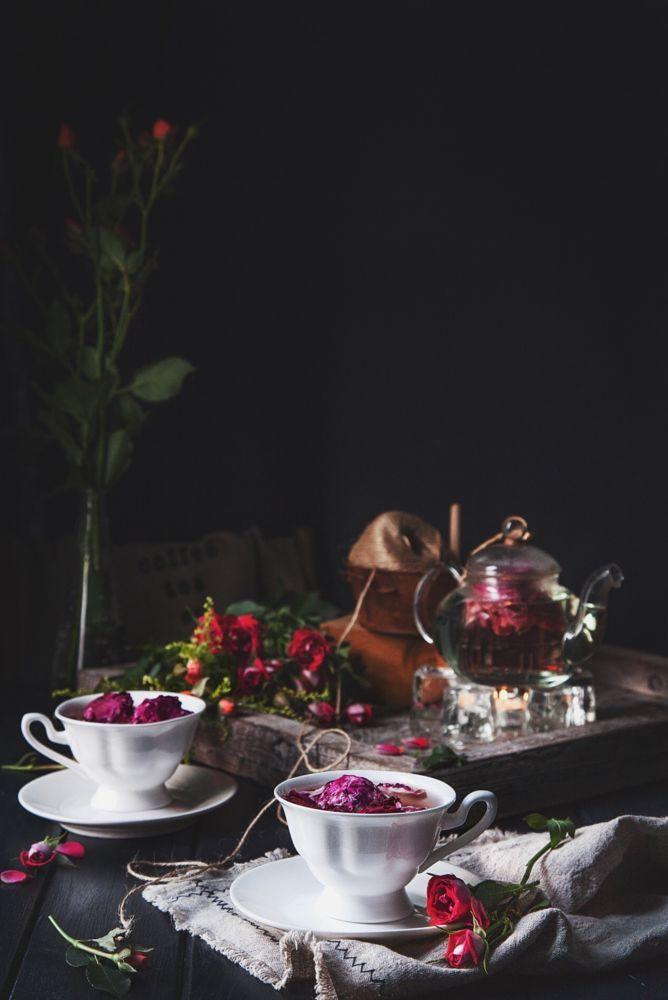 Rose tea by 桑菊 李 on 500px