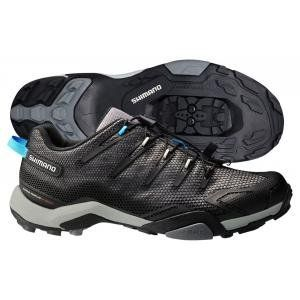 Shimano SPD SH MT 44 L 2013273700 Chaussures VTT adulte Noir Taille37 F5QuMZww