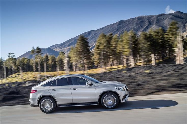 MERCEDES-BENZ GLE COUPE GLE DIESEL COUPE GLE 350d 4Matic AMG Line 5dr 9G-Tronic