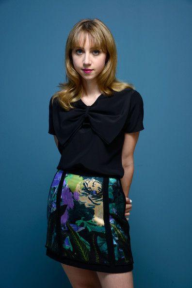 "Zoe Kazan - ""F Word"" Portraits - 2013 Toronto International Film Festival"