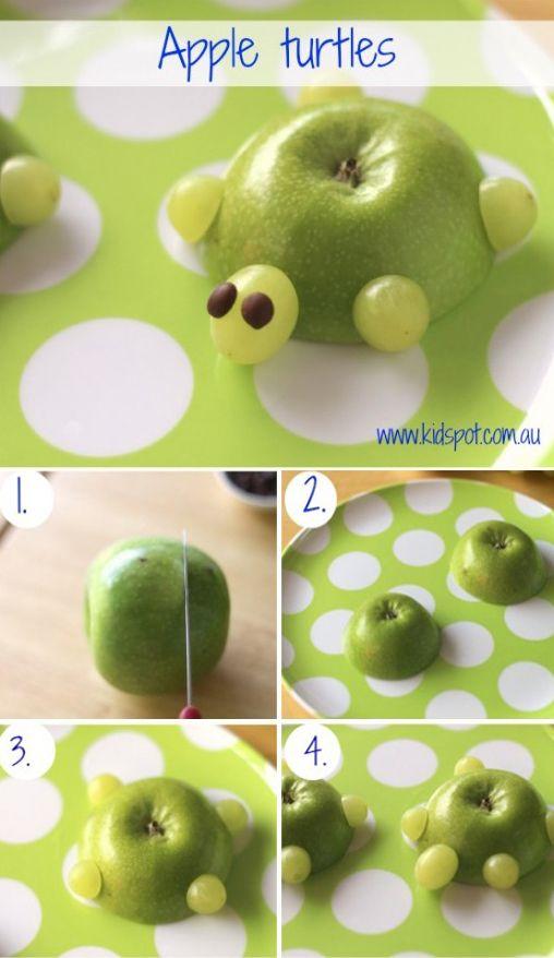 Creative IdeasTurtle Party Food Ideas - Creative Ideas