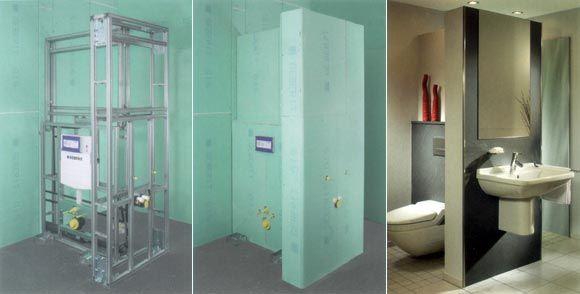 Franz Bunner Heizungsbau Trockenbau Badezimmer Trockenbau Bad