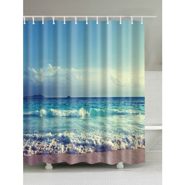 Best 25+ Ocean shower curtain ideas on Pinterest | Beach theme ...