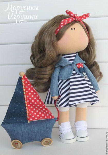 Купить или заказать Малышка в интернет-магазине на Ярмарке Мастеров. Малышка в морском стиле!!!