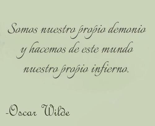 Oscar Wilde! :D