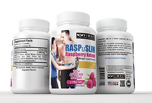 RASPuSLIM - 1200mg RASPBERRY KETONE FAST WEIGHT-LOSS AID, SLIMMING AID WHICH ALSO HELPS MAINTAIN HEALTHY BLOOD SUGAR LEVELS - NINE ALL-NATURAL SLIMMING INGREDIENTS IN EVERY 1200 mg CAPSULE http://www.erodethefat.com/blog/lean-belly/