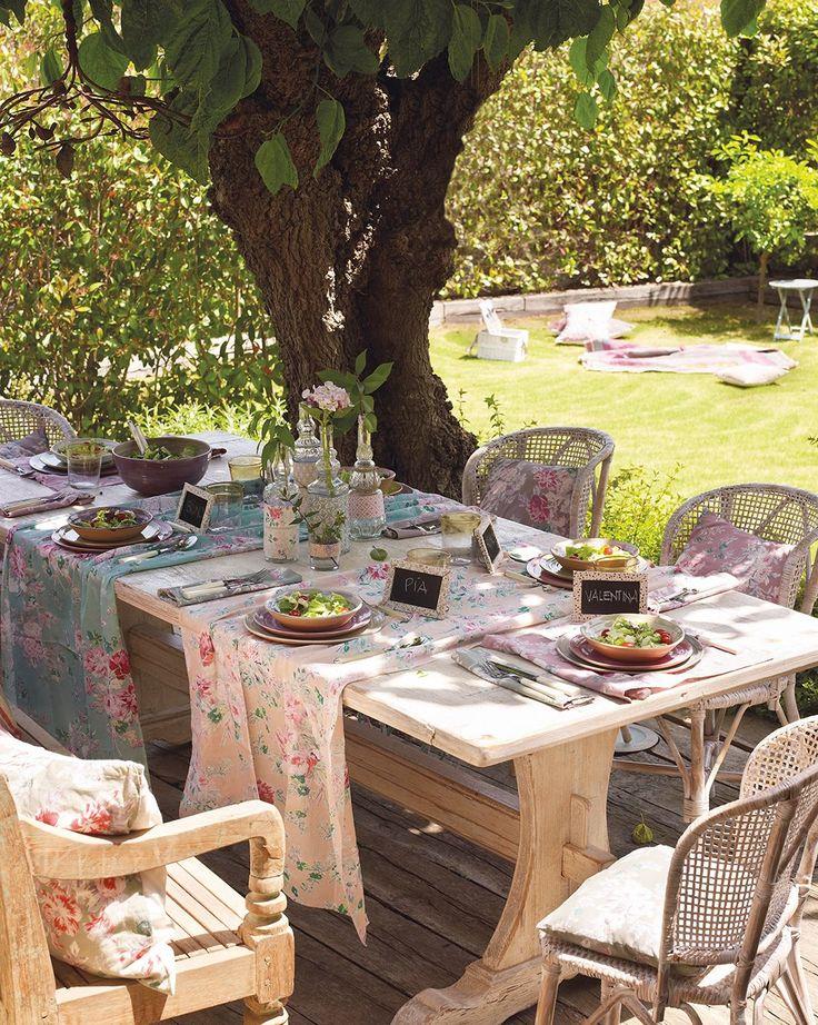 Especial Primavera: 25 ideas que alegrarán tu casa · ElMueble.com · Escuela deco