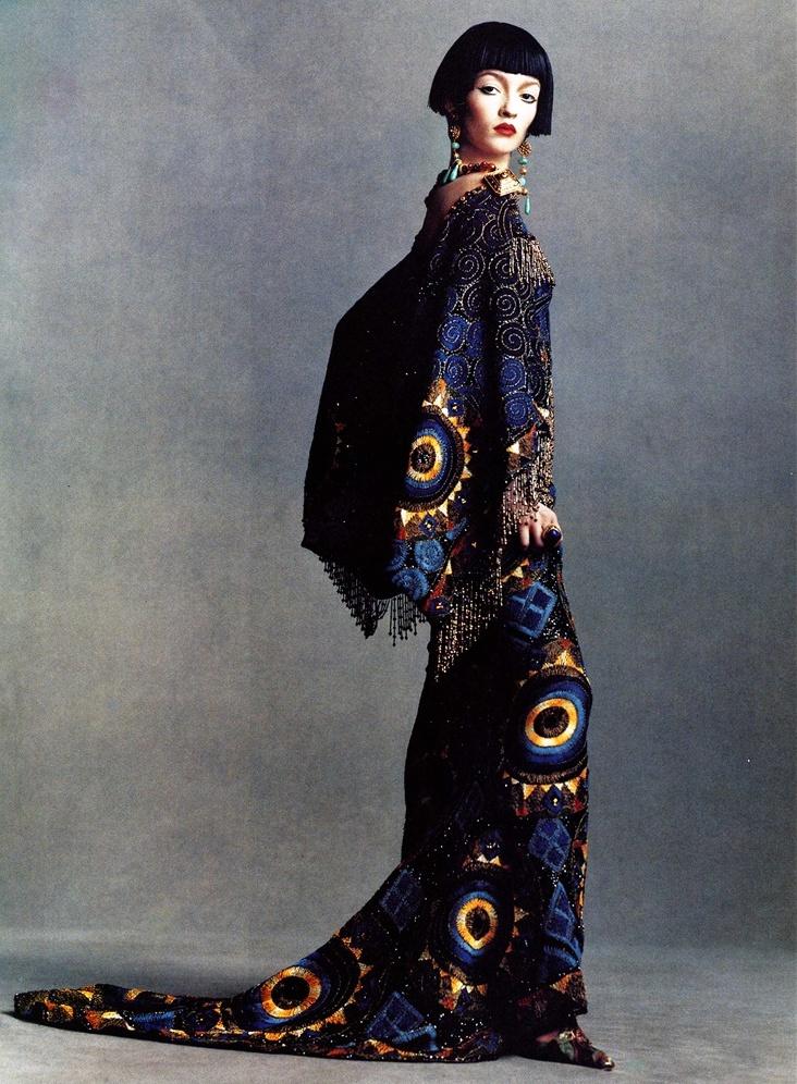 kimono inspired