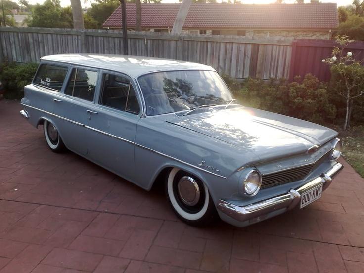 Holden ej wagon 202 turbo