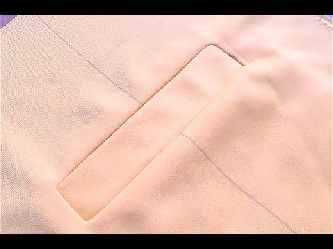En este video te muestro como hacer los bolsillos de forma muy facil y con el paso a paso, ♥ ★·.·´¯`·.·★ GRACIAS POR TU APOYO ★·.·´¯`·.·★ Mi…