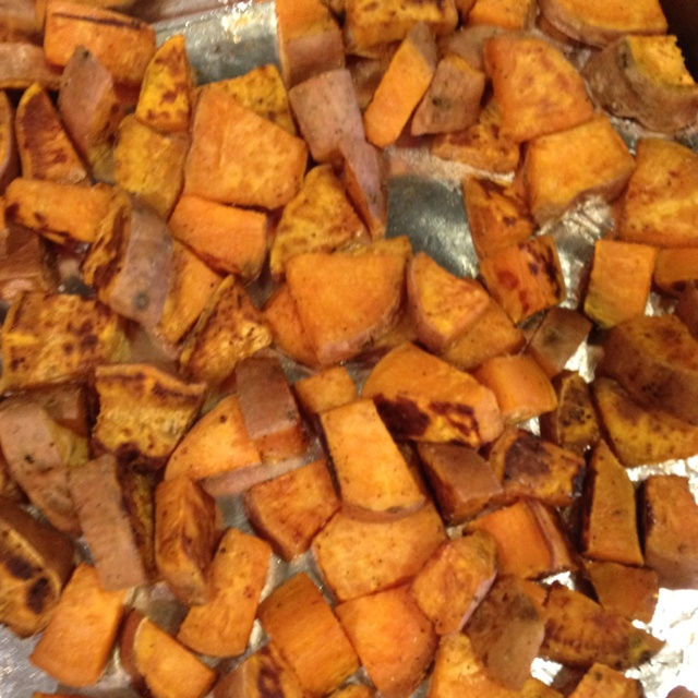 The best baked sweet potatoes ever!!! | food | Pinterest