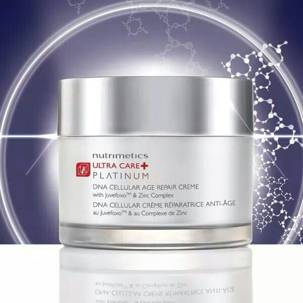 New DNA Cellular Age Repair Cream Tap into yourself and see the rewards! You wont regret it. $79.00 great compared to other retailers!