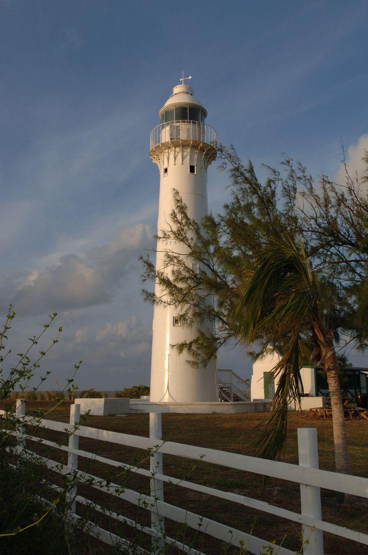 Grand Turk lighthouse [1852 - Grand Turk Island, Turks & Caicos]