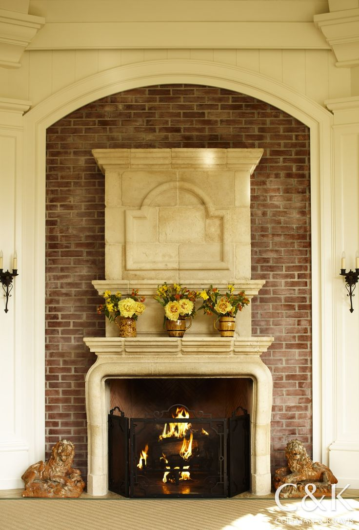 Best 25 French Country Fireplace Ideas On Pinterest