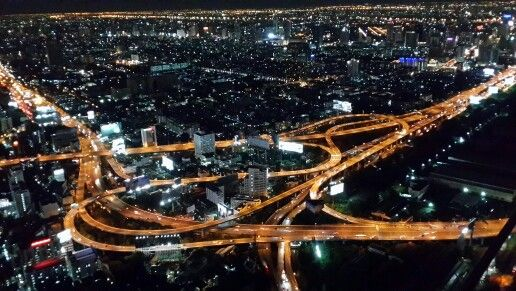 Night in Bamgkok