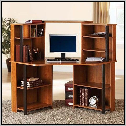 1000 ideas about corner desk with hutch on pinterest