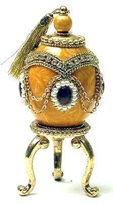 Decorative Real Egg Collectible Refillable Perfume Bottle #1551 | eBay