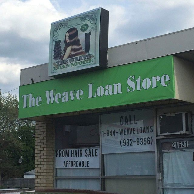 Don't Worry Girl Just Get A Weave Loan (6 Photos) - http://nowaygirl.com/hairstyles/dont-worry-girl-just-get-weave-loan-6-photos/