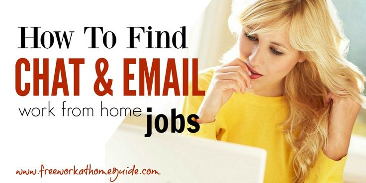 On this page, I have gathered a list of companies that recruits chat and email support agents to work from home. You role consist of you providing customer service to clients via email and/or chat.