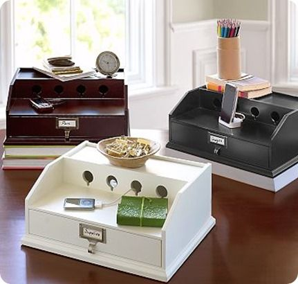 Gift Ideas for Dad #9: Electronics Charging Station