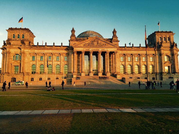 Reichstag Berlin   ...:::BERAMBO:::... ©