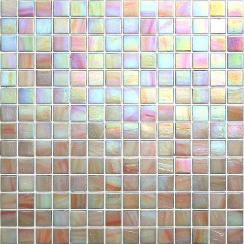 Kaleidoscope Colorglitz Iridescent Gl Mosaic Tile Sold By The 1 15 S F Sheet Center Stage C Kitchen And Bath In 2018 Pinterest Tiles
