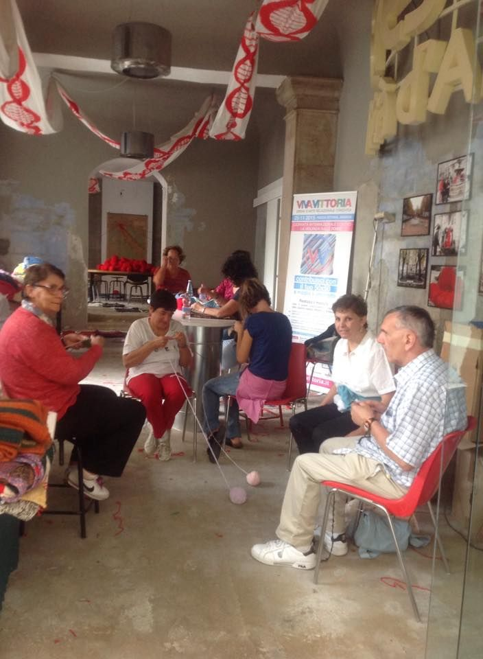 comunità Mamrè #vivavittoria